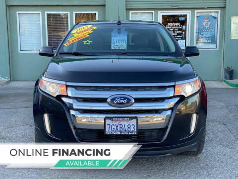 2013 Ford Edge for sale at Stark Auto Sales in Modesto CA