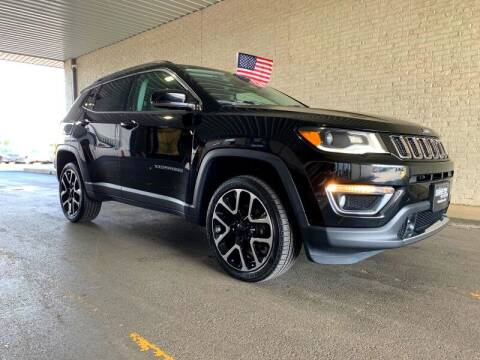 2017 Jeep Compass for sale at Drive Pros in Charles Town WV