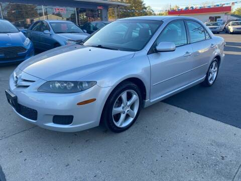 2008 Mazda MAZDA6 for sale at Wise Investments Auto Sales in Sellersburg IN