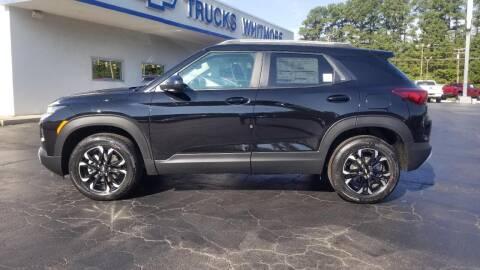 2022 Chevrolet TrailBlazer for sale at Whitmore Chevrolet in West Point VA