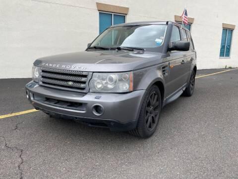 2008 Land Rover Range Rover Sport for sale at CAR SPOT INC in Philadelphia PA