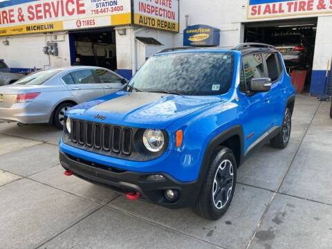 2015 Jeep Renegade for sale at US Auto Network in Staten Island NY