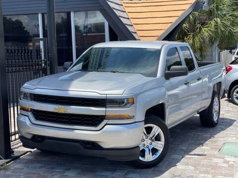 2017 Chevrolet Silverado 1500 for sale at Unique Motors of Tampa in Tampa FL