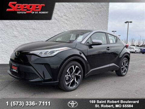 2020 Toyota C-HR for sale at SEEGER TOYOTA OF ST ROBERT in St Robert MO