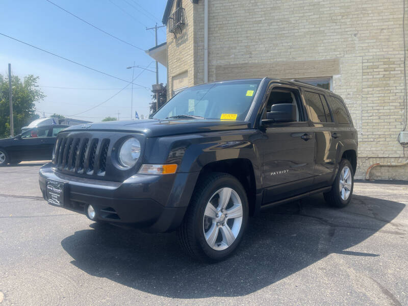 2014 Jeep Patriot for sale at Strong Automotive in Watertown WI