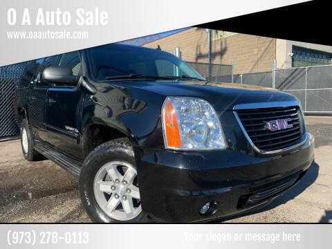 2013 GMC Yukon XL for sale at O A Auto Sale in Paterson NJ