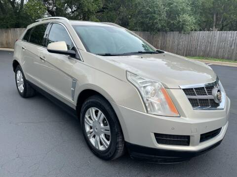 2010 Cadillac SRX for sale at Luxury Motorsports in Austin TX