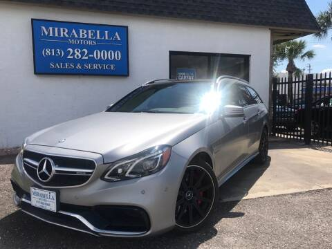 2014 Mercedes-Benz E-Class for sale at Mirabella Motors in Tampa FL