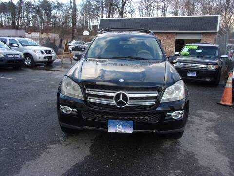 2007 Mercedes-Benz GL-Class for sale at Balic Autos Inc in Lanham MD