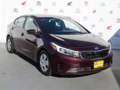 2018 Kia Forte for sale at Cars Unlimited of Santa Ana in Santa Ana CA