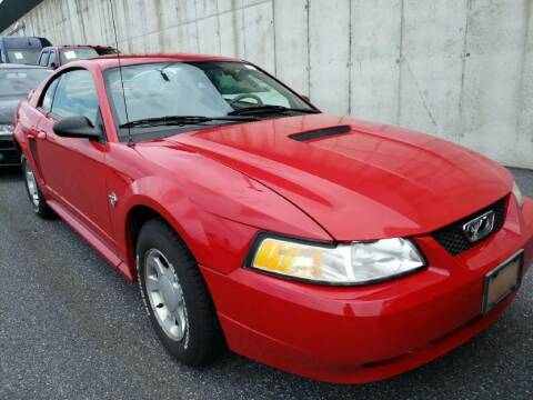 1999 Ford Mustang for sale at Glory Auto Sales LTD in Reynoldsburg OH