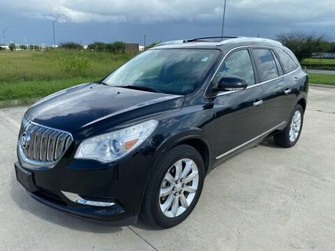 2014 Buick Enclave for sale at GTC Motors in San Antonio TX