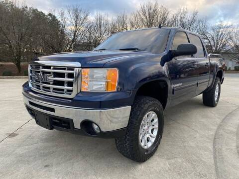 2011 GMC Sierra 1500 for sale at Triple A's Motors in Greensboro NC