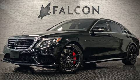 2016 Mercedes-Benz S-Class for sale at FALCON AUTO BROKERS LLC in Orlando FL