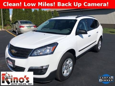2017 Chevrolet Traverse for sale at Rino's Auto Sales in Celina OH