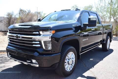 2021 Chevrolet Silverado 3500HD for sale at AMERICAN LEASING & SALES in Tempe AZ