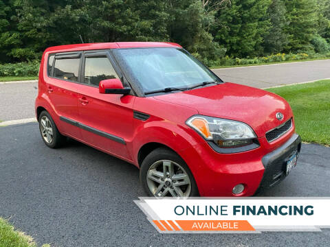 2011 Kia Soul for sale at Sunrise Auto Sales in Stacy MN