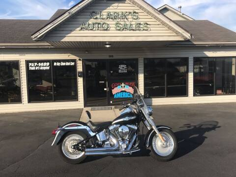 2003 Harley-Davidson fat boy  for sale at Clarks Auto Sales in Middletown OH