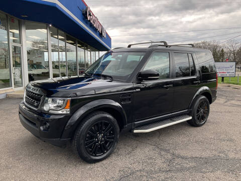 2015 Land Rover LR4 for sale at A 1 Motors in Monroe MI