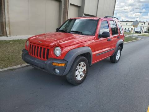 2004 Jeep Liberty for sale at Carlando in Lakeland FL