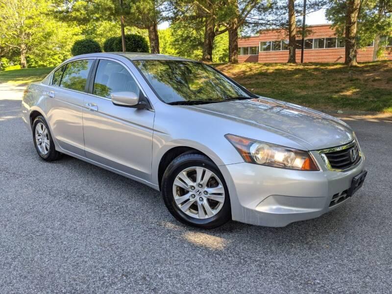 2008 Honda Accord for sale at The Auto Brokerage Inc in Walpole MA
