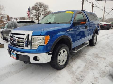 2012 Ford F-150 for sale at Peter Kay Auto Sales in Alden NY