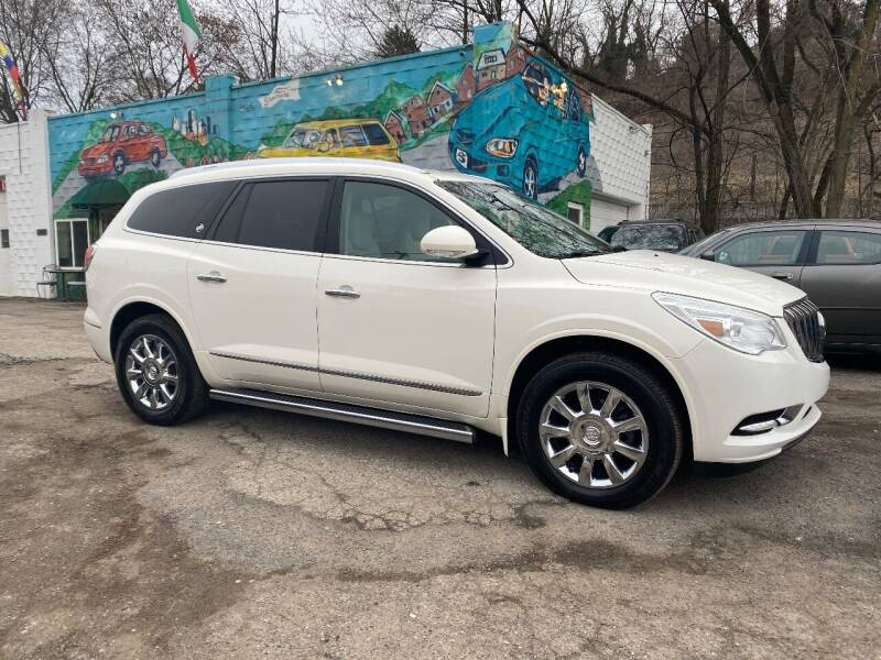 2014 Buick Enclave for sale at Showcase Motors in Pittsburgh PA