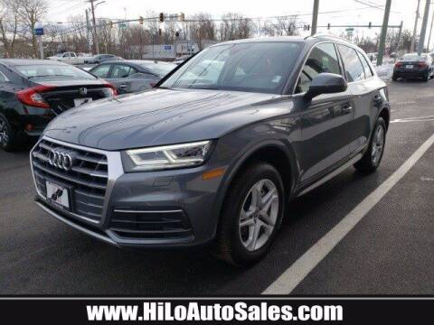 2018 Audi Q5 for sale at Hi-Lo Auto Sales in Frederick MD