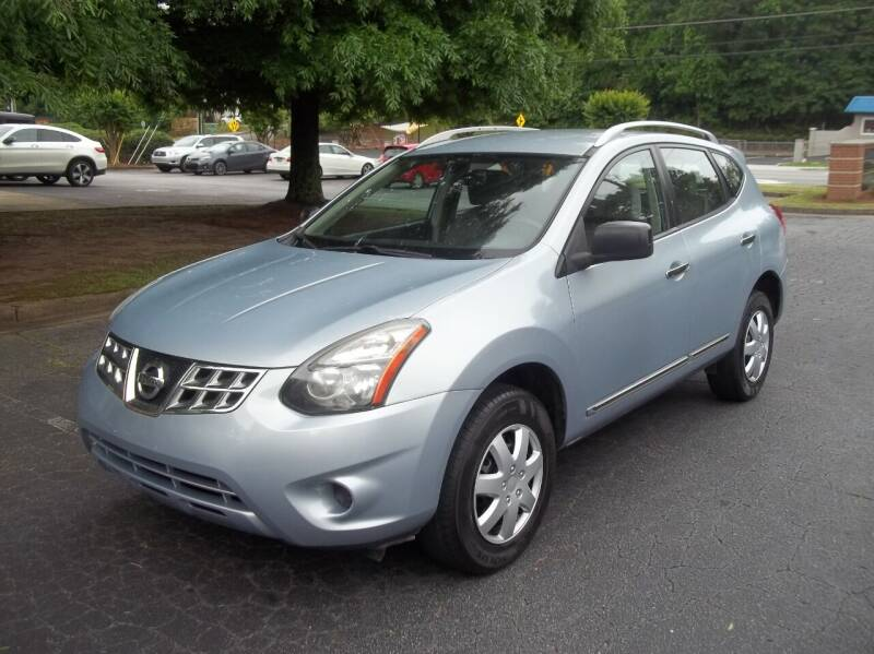 2014 Nissan Rogue Select for sale at Key Auto Center in Marietta GA