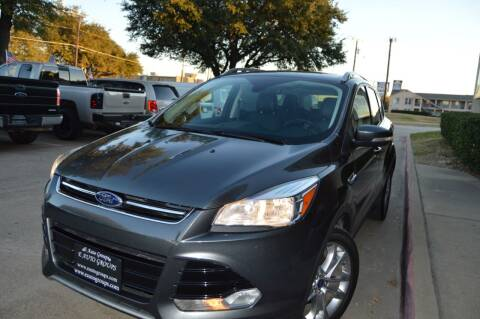 2015 Ford Escape for sale at E-Auto Groups in Dallas TX