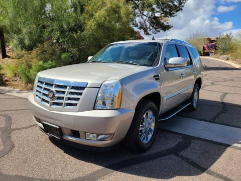 2007 Cadillac Escalade for sale at BUY RIGHT AUTO SALES in Phoenix AZ