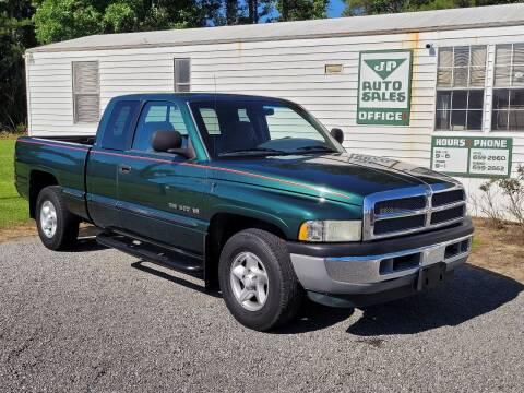1999 Dodge Ram Pickup 1500 for sale at J & P Auto Sales INC in Olanta SC