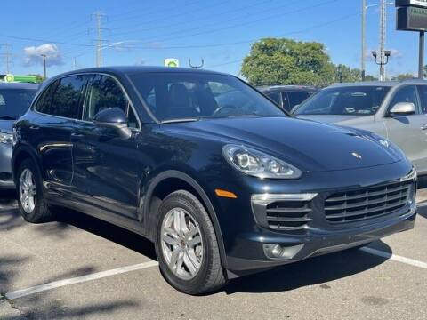 2016 Porsche Cayenne for sale at SOUTHFIELD QUALITY CARS in Detroit MI