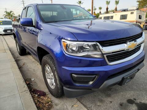 2015 Chevrolet Colorado for sale at ZOOM CARS LLC in Sylmar CA