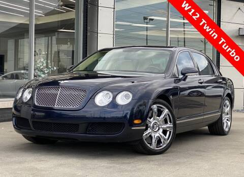 2007 Bentley Continental for sale at Carmel Motors in Indianapolis IN