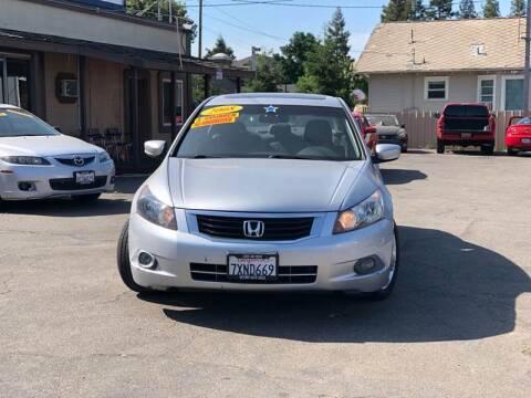 2008 Honda Accord for sale at Victory Auto Sales in Stockton CA