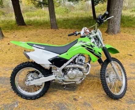2022 Kawasaki KLX®140R L for sale at Street Track n Trail in Conneaut Lake PA