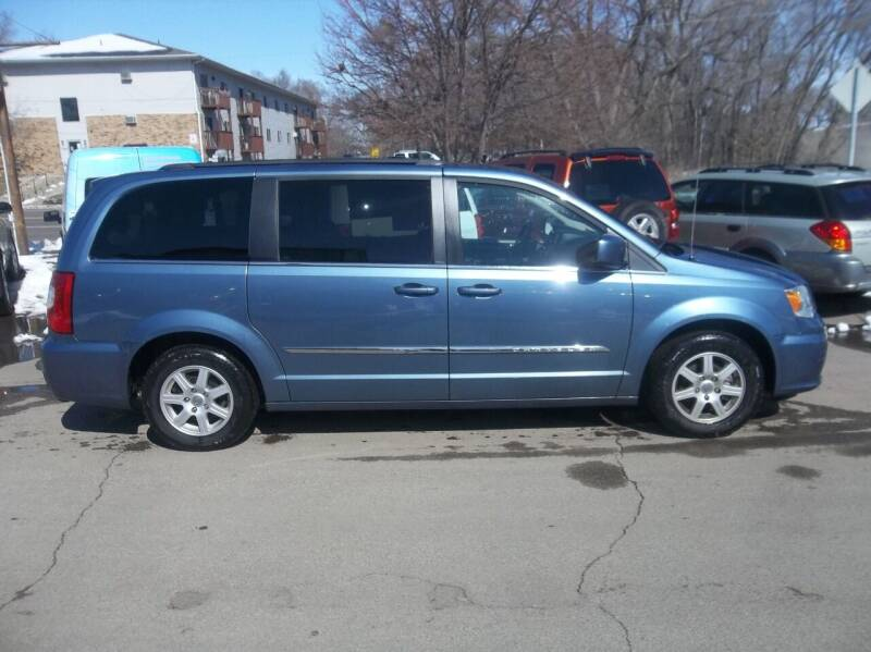 2012 Chrysler Town and Country for sale at A Plus Auto Sales in Sioux Falls SD