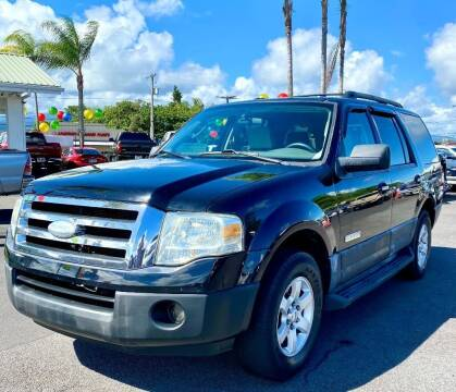 2007 Ford Expedition for sale at PONO'S USED CARS in Hilo HI