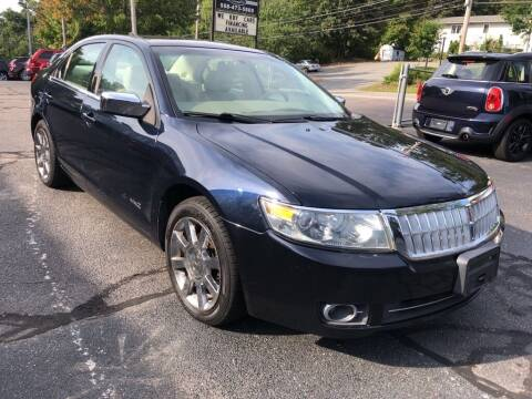 2008 Lincoln MKZ for sale at Premier Automart in Milford MA