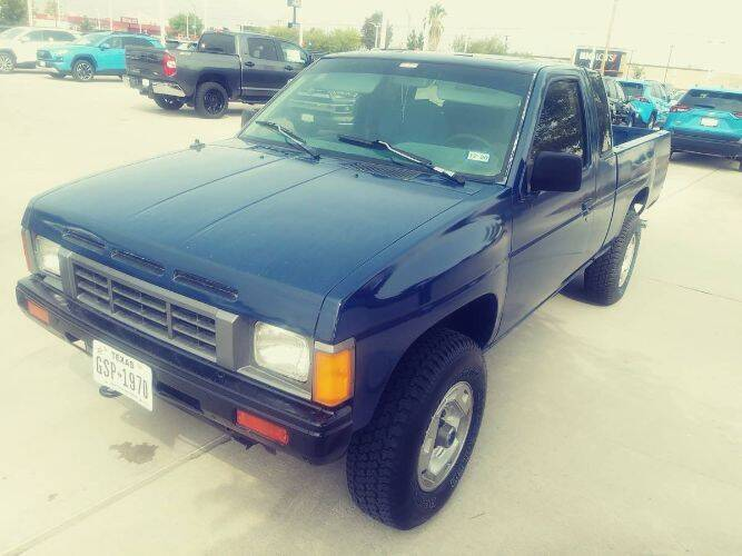 1986 Nissan Pickup for sale in Cadillac, MI