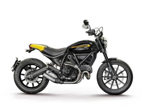 2018 Ducati Scrambler Full Throttle for sale at Road Track and Trail in Big Bend WI