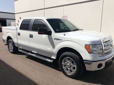 2012 Ford F-150 for sale at EXPRESS AUTO GROUP in Phoenix AZ