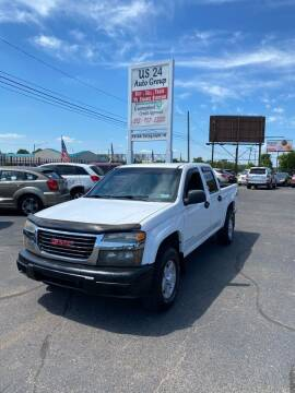 2005 GMC Canyon for sale at US 24 Auto Group in Redford MI