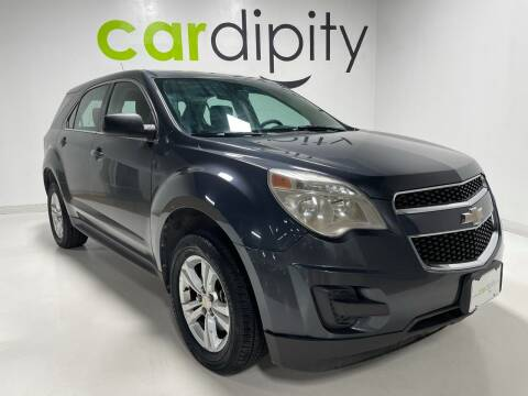 2011 Chevrolet Equinox for sale at Cardipity in Dallas TX
