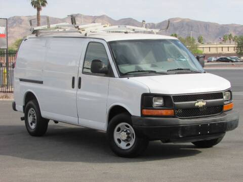 2010 Chevrolet Express Cargo for sale at Best Auto Buy in Las Vegas NV