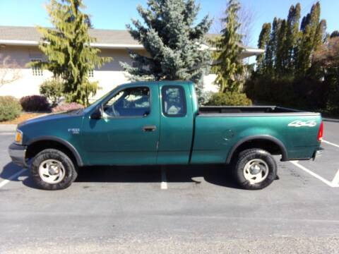 2000 Ford F-150 for sale at Signature Auto Sales in Bremerton WA