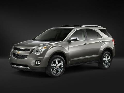 2012 Chevrolet Equinox for sale at TTC AUTO OUTLET/TIM'S TRUCK CAPITAL & AUTO SALES INC ANNEX in Epsom NH
