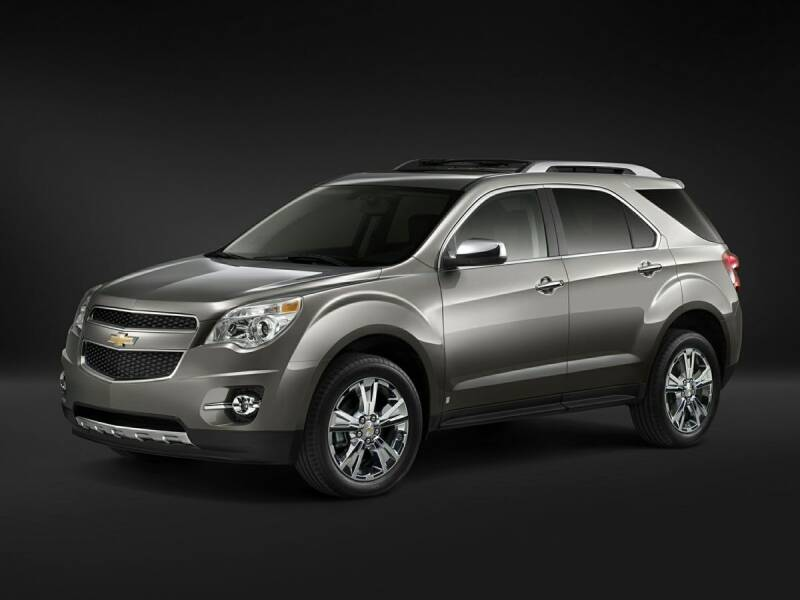 2014 Chevrolet Equinox for sale at Sundance Chevrolet in Grand Ledge MI
