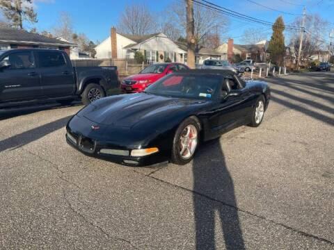 2000 Chevrolet Corvette for sale at Classic Car Deals in Cadillac MI